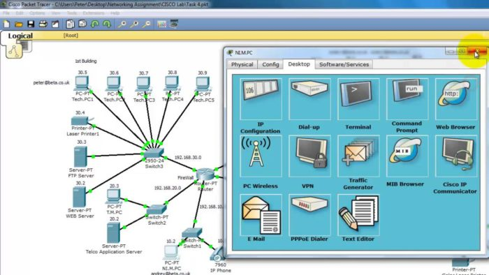 Cisco packet tracer download