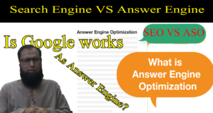 what is answer engine