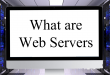 types of servers architecture