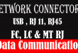 Types of Network Connectors